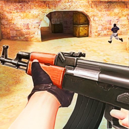 Gun Strike Force: Modern Ops - FPS Shooting Game icon