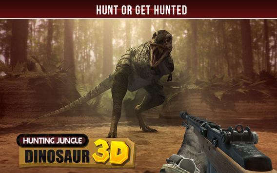 صيد الديناصورات الغابة 2 تصوير الشاشة