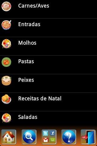 Portuguese Recipes screenshot 7