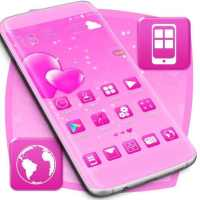Hearts Launcher Theme on 9Apps
