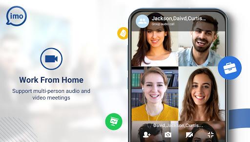 imo HD-Free Video Calls and Chats screenshot 2