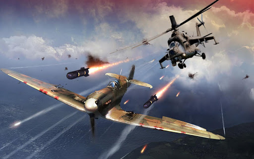 Army Gunship Helicopter Games 3D: Joycity Battle screenshot 2
