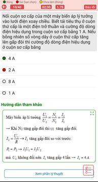 Ôn Thi Đại Học - Luyện thi THPT (Online - Offline) 6 تصوير الشاشة