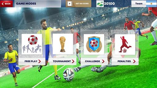 Football Soccer Tournament League screenshot 5