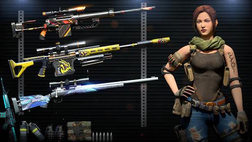 sniper game offline terbaik - game perang offline screenshot 6