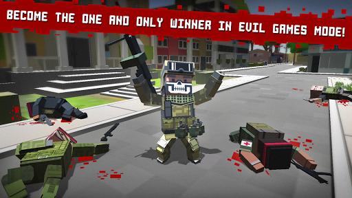 Cube Z (Pixel Zombies) screenshot 3