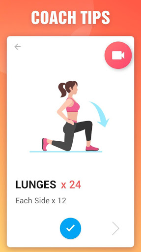 Lose Weight at Home - Home Workout in 30 Days screenshot 5