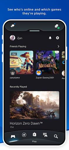 PlayStation App screenshot 2