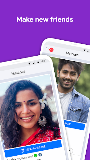 QuackQuack Dating App in India – Meet, Chat, Date screenshot 9