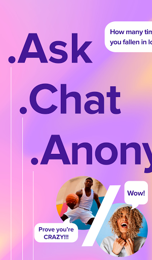 ASKfm - Ask Me Anonymous Questions screenshot 1