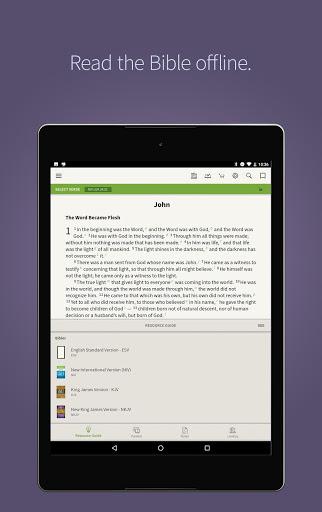 Bible App by Olive Tree screenshot 9