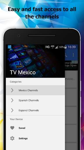 TV Mexico Channels Info screenshot 3