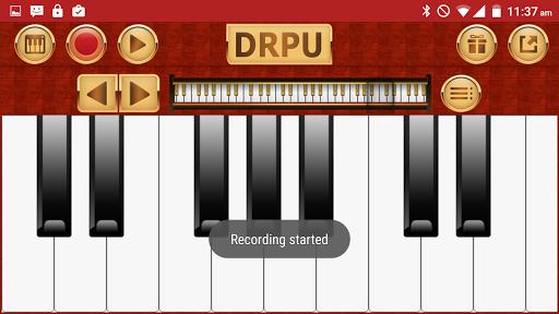 Piano Keyboard Classic Music 2 تصوير الشاشة