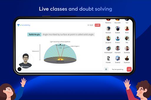 Unacademy Learner App screenshot 4