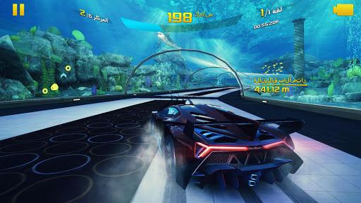 Asphalt 8: القيادة الهوائية - سباق سيارات ممتعة 6 تصوير الشاشة