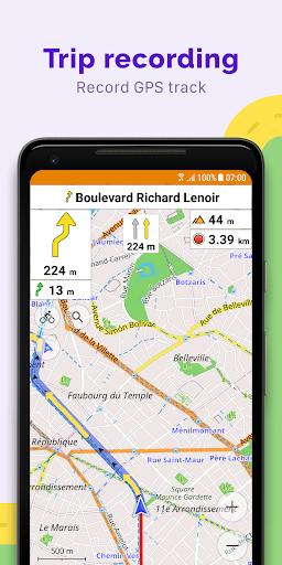 OsmAnd — Offline Maps, Travel & Navigation 5 تصوير الشاشة