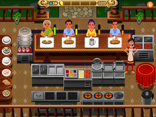 Masala Express: Indian Restaurant Cooking Games screenshot 16