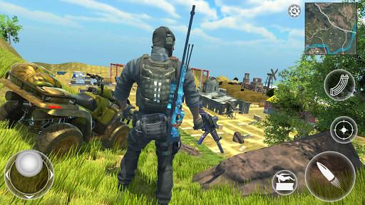 Free Survival Battleground: Fire Battle Royale screenshot 1