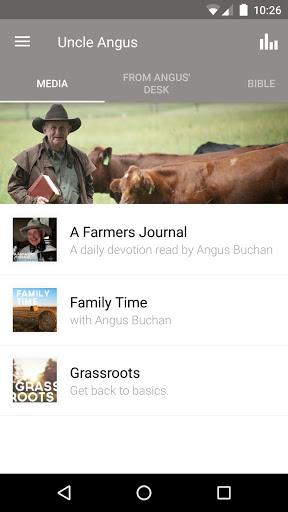 Angus Buchan 1 تصوير الشاشة