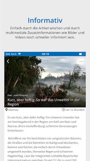 Main-Echo NEWS 2 تصوير الشاشة