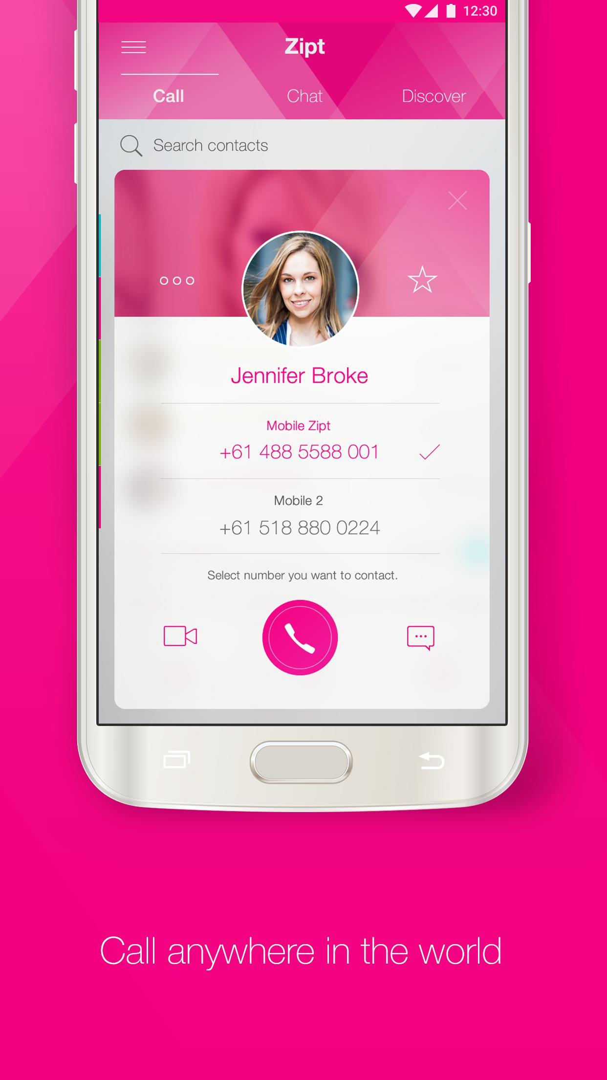 Convo calls & messaging screenshot 3