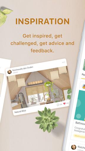 Homestyler - Interior Design & Decorating Ideas 4 تصوير الشاشة