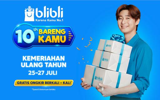 Blibli - Online Mall screenshot 9