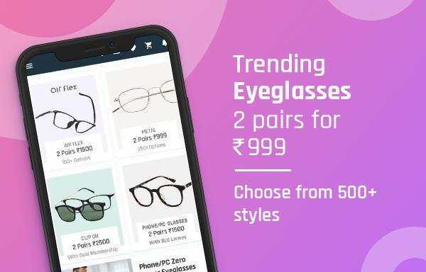 Lenskart: Eyeglasses, Sunglasses, Contact Lens App screenshot 6