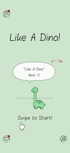 Like A Dino! screenshot 1