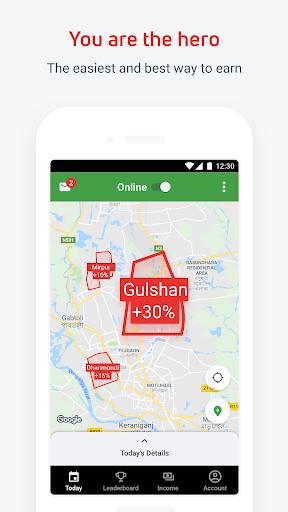 Pathao Drive screenshot 2