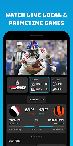 NFL Fantasy Football 4 تصوير الشاشة