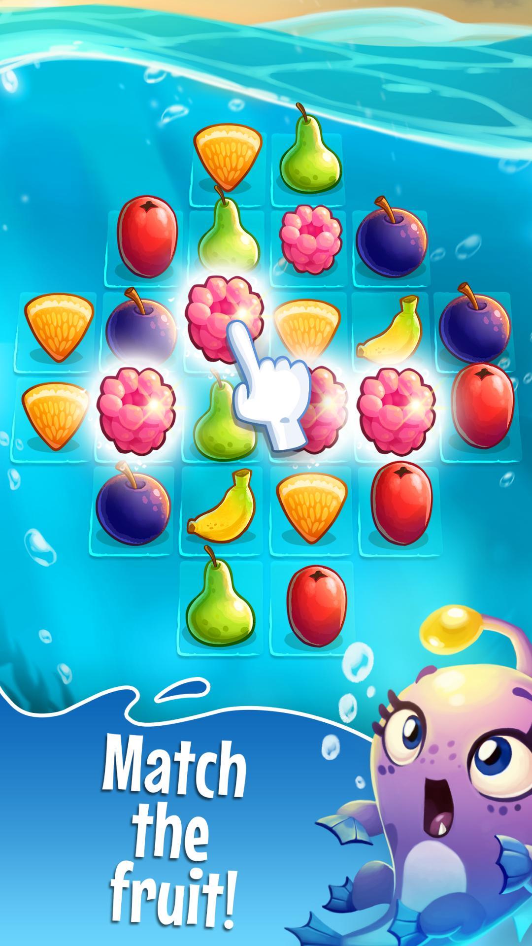 Fruit Nibblers 1 تصوير الشاشة