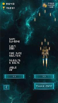 Galaxy Shooter 3 تصوير الشاشة