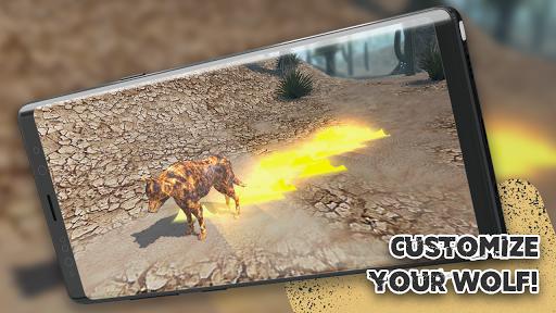 Wolf Simulator Evolution screenshot 3