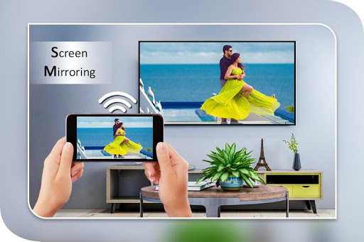 Screen Mirroring with TV : Play Video on TV स्क्रीनशॉट 1