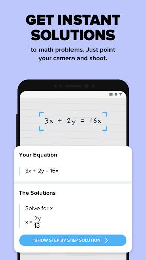 Brainly – Home Learning & Homework Help 5 تصوير الشاشة