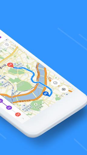 카카오맵 - 지도 / 내비게이션 / 길찾기 / 위치공유 screenshot 2