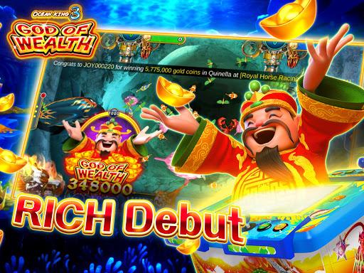 JinJinJin - Monkey Story、FishingGame、God Of Wealth 7 تصوير الشاشة