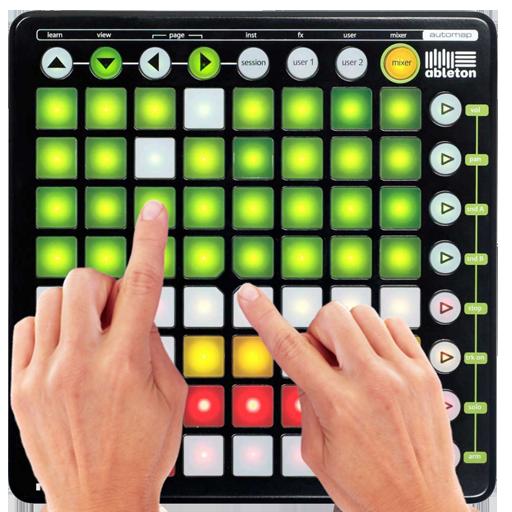 DJ Music Pad أيقونة