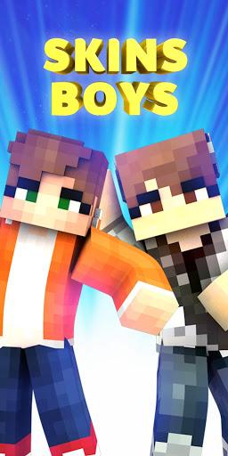 Skins for Minecraft PE screenshot 1