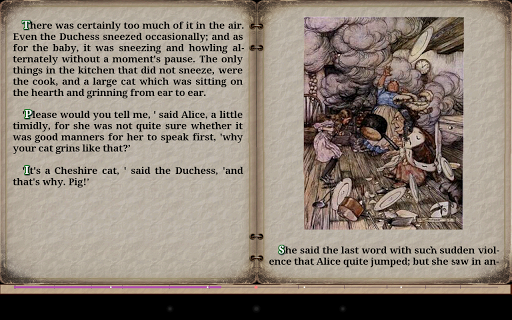 AlReader -any text book reader screenshot 16