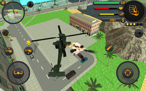 Rope Hero 3 screenshot 4