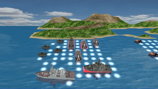 Sea Battle 3D PRO: Warships screenshot 7