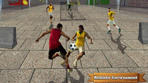 Street Football Championship & Penalty Kick Skills screenshot 4
