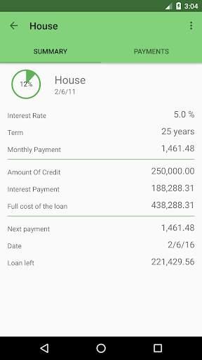 Loan Calculator screenshot 2