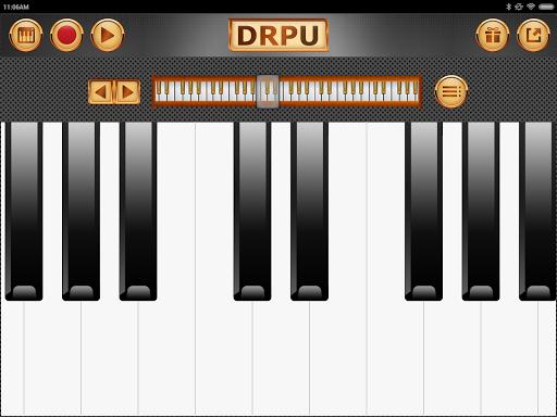 Piano Keyboard Classic Music 14 تصوير الشاشة