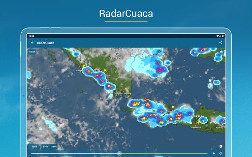 Cuaca & Radar screenshot 12