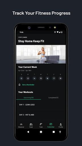 Fitplan: Home Workouts and Gym Training screenshot 7