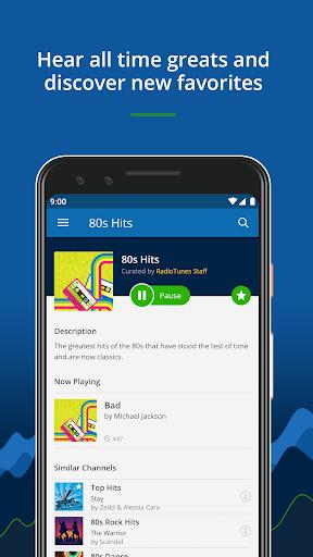 RadioTunes: Hits, Jazz, 80s, Relaxing Music screenshot 4