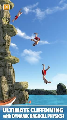 Flip Diving screenshot 2